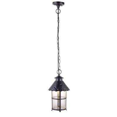 Уличный подвесной светильник Arte lamp A1465SO-1RI PragueПодвесные<br>Обеспечение качественного уличного освещения – важная задача для владельцев коттеджей. Компания «Светодом» предлагает современные светильники, которые порадуют Вас отличным исполнением. В нашем каталоге представлена продукция известных производителей, пользующихся популярностью благодаря высокому качеству выпускаемых товаров. <br> Уличный светильник Arte lamp A1465SO-1RI не просто обеспечит качественное освещение, но и станет украшением Вашего участка. Модель выполнена из современных материалов и имеет влагозащитный корпус, благодаря которому ей не страшны осадки. <br> Купить уличный светильник Arte lamp A1465SO-1RI, представленный в нашем каталоге, можно с помощью онлайн-формы для заказа. Чтобы задать имеющиеся вопросы, звоните нам по указанным телефонам.<br><br>Тип цоколя: E27<br>Цвет арматуры: Черный<br>Количество ламп: 1<br>Высота, мм: 40