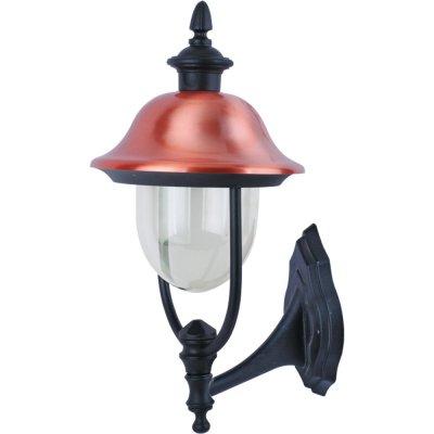Светильник уличный Arte lamp A1481AL-1BK BarselonaНастенные<br>Обеспечение качественного уличного освещения – важная задача для владельцев коттеджей. Компания «Светодом» предлагает современные светильники, которые порадуют Вас отличным исполнением. В нашем каталоге представлена продукция известных производителей, пользующихся популярностью благодаря высокому качеству выпускаемых товаров.   Уличный светильник Arte lamp A1481AL-1BK не просто обеспечит качественное освещение, но и станет украшением Вашего участка. Модель выполнена из современных материалов и имеет влагозащитный корпус, благодаря которому ей не страшны осадки.   Купить уличный светильник Arte lamp A1481AL-1BK, представленный в нашем каталоге, можно с помощью онлайн-формы для заказа. Чтобы задать имеющиеся вопросы, звоните нам по указанным телефонам.<br><br>S освещ. до, м2: 7<br>Тип лампы: накаливания / энергосбережения / LED-светодиодная<br>Тип цоколя: E27<br>Количество ламп: 1<br>Ширина, мм: 250<br>MAX мощность ламп, Вт: 100<br>Диаметр, мм мм: 300<br>Длина, мм: 300<br>Высота, мм: 500<br>Цвет арматуры: Черный