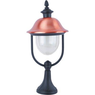Светильник уличный Arte lamp A1484FN-1BK BarselonaФонари на опору<br>Обеспечение качественного уличного освещения – важная задача для владельцев коттеджей. Компания «Светодом» предлагает современные светильники, которые порадуют Вас отличным исполнением. В нашем каталоге представлена продукция известных производителей, пользующихся популярностью благодаря высокому качеству выпускаемых товаров. <br> Уличный светильник Arte lamp A1484FN-1BK не просто обеспечит качественное освещение, но и станет украшением Вашего участка. Модель выполнена из современных материалов и имеет влагозащитный корпус, благодаря которому ей не страшны осадки. <br> Купить уличный светильник Arte lamp A1484FN-1BK, представленный в нашем каталоге, можно с помощью онлайн-формы для заказа. Чтобы задать имеющиеся вопросы, звоните нам по указанным телефонам. Мы доставим Ваш заказ не только в Москву и Екатеринбург, но и другие города.<br><br>S освещ. до, м2: 7<br>Тип лампы: накаливания / энергосбережения / LED-светодиодная<br>Тип цоколя: E27<br>Количество ламп: 1<br>Ширина, мм: 250<br>MAX мощность ламп, Вт: 100<br>Диаметр, мм мм: 250<br>Длина, мм: 250<br>Высота, мм: 550<br>Цвет арматуры: черный