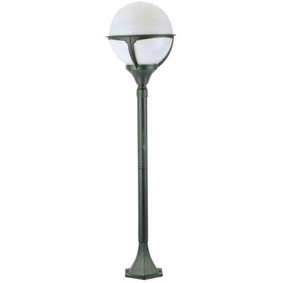 Светильник уличный Arte lamp A1496PA-1BK MonacoОдиночные столбы<br>Обеспечение качественного уличного освещения – важная задача для владельцев коттеджей. Компания «Светодом» предлагает современные светильники, которые порадуют Вас отличным исполнением. В нашем каталоге представлена продукция известных производителей, пользующихся популярностью благодаря высокому качеству выпускаемых товаров. <br> Уличный светильник Arte lamp A1496PA-1BK не просто обеспечит качественное освещение, но и станет украшением Вашего участка. Модель выполнена из современных материалов и имеет влагозащитный корпус, благодаря которому ей не страшны осадки. <br> Купить уличный светильник Arte lamp A1496PA-1BK, представленный в нашем каталоге, можно с помощью онлайн-формы для заказа. Чтобы задать имеющиеся вопросы, звоните нам по указанным телефонам.<br><br>S освещ. до, м2: 7<br>Тип лампы: накаливания / энергосбережения / LED-светодиодная<br>Тип цоколя: E27<br>Цвет арматуры: черный<br>Количество ламп: 1<br>Ширина, мм: 270<br>Диаметр, мм мм: 270<br>Длина, мм: 270<br>Высота, мм: 1200<br>MAX мощность ламп, Вт: 100