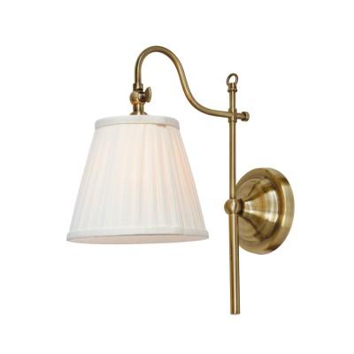 Светильник Arte lamp A1509AP-1PB SevilleКлассика<br><br><br>Тип цоколя: E14<br>Количество ламп: 1<br>Ширина, мм: 180<br>MAX мощность ламп, Вт: 40<br>Длина, мм: 305<br>Высота, мм: 360