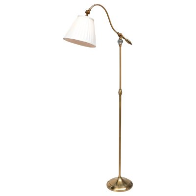 Торшер Arte lamp A1509PN-1PB Sevilleклассические торшеры<br>Торшер – это не просто функциональный предмет интерьера, позволяющий обеспечить дополнительное освещение, но и оригинальный декоративный элемент. Интернет-магазин «Светодом» предлагает стильные модели от известных производителей по доступным ценам. У нас Вы найдете и классические напольные светильники, и современные варианты.   Торшер A1509PN-1PB ARTELamp сразу же привлекает внимание благодаря своему необычному дизайну. Модель выполнена из качественных материалов, что обеспечит ее надежную и долговечную работу. Такой напольный светильник можно использовать для интерьера не только гостиной, но и спальни или кабинета.   Купить торшер A1509PN-1PB ARTELamp по выгодной стоимости Вы можете с помощью нашего сайта. У нас склады в Москве, Екатеринбурге, Санкт-Петербурге, Новосибирске и другим городам России.<br><br>Тип лампы: Накаливания / энергосбережения / светодиодная<br>Тип цоколя: E27<br>Цвет арматуры: золотой<br>Количество ламп: 1<br>Ширина, мм: 260<br>Длина, мм: 675<br>Высота, мм: 1720<br>MAX мощность ламп, Вт: 60