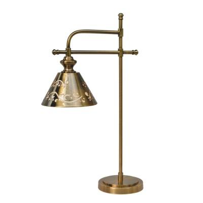 Светильник Arte lamp A1511LT-1PB KensingtonМорской стиль<br>Настольная лампа – это не просто источник дополнительного освещения, но и оригинальный элемент декора. Его можно установить в спальне, гостиной, кабинете и других комнатах. Интернет-магазин «Светодом» предлагает настольные лампы разных стилей по доступным ценам. Благодаря большому ассортименту Вы обязательно найдете в нашем каталоге именно ту модель, которую искали.   Настольная лампа Arte lamp A1511LT-1PB – прекрасный вариант для завершения интерьера. Ее можно включить одновременно с люстрой для более яркого освещения или без нее для создания уютной атмосферы, настраивающей на отдых.   Купить настольную лампу Arte lamp A1511LT-1PB Вы можете с помощью виртуальной «Корзины» или по контактным номерам, указанным на сайте.<br><br>Тип лампы: накаливания / энергосбережения / LED-светодиодная<br>Тип цоколя: E14<br>Цвет арматуры: бронзовый<br>Количество ламп: 1<br>Ширина, мм: 210<br>Длина, мм: 370<br>Высота, мм: 620<br>MAX мощность ламп, Вт: 40