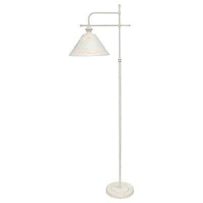 Торшер Arte lamp A1511PN-1WG KensingtonСовременные<br>Торшер – это не просто функциональный предмет интерьера, позволяющий обеспечить дополнительное освещение, но и оригинальный декоративный элемент. Интернет-магазин «Светодом» предлагает стильные модели от известных производителей по доступным ценам. У нас Вы найдете и классические напольные светильники, и современные варианты. <br> Торшер A1511PN-1WG ARTELamp сразу же привлекает внимание благодаря своему необычному дизайну. Модель выполнена из качественных материалов, что обеспечит ее надежную и долговечную работу. Такой напольный светильник можно использовать для интерьера не только гостиной, но и спальни или кабинета. <br> Купить торшер A1511PN-1WG ARTELamp по выгодной стоимости Вы можете с помощью нашего сайта. У нас склады в Москве, Екатеринбурге, Санкт-Петербурге, Новосибирске и другим городам России.<br><br>Тип лампы: Накаливания / энергосбережения / светодиодная<br>Тип цоколя: E27<br>Цвет арматуры: белый<br>Количество ламп: 1<br>Ширина, мм: 325<br>Длина, мм: 530<br>Высота, мм: 1700<br>MAX мощность ламп, Вт: 60