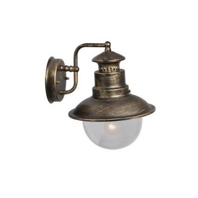 A1523AL-1BN Arte lamp СветильникНастенные<br><br><br>Тип цоколя: E27<br>Количество ламп: 1<br>MAX мощность ламп, Вт: 60W<br>Диаметр, мм мм: 220<br>Размеры: 24*26*24<br>Длина, мм: 240<br>Высота, мм: 280<br>Цвет арматуры: ЧЕРНО-ЗОЛОТОЙ<br>Общая мощность, Вт: 60W