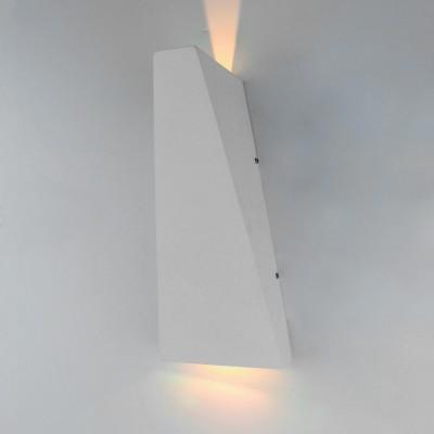 A1524AL-1WH Arte lamp СветильникХай-тек<br><br><br>Цветовая t, К: 3000K<br>Тип цоколя: LED<br>Цвет арматуры: БЕЛЫЙ<br>Количество ламп: 1<br>Диаметр, мм мм: 90<br>Размеры: 200*90*90<br>Длина, мм: 90<br>Высота, мм: 210<br>MAX мощность ламп, Вт: 6W