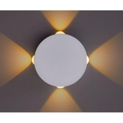 A1525AP-1WH Arte lamp СветильникКруглые<br><br><br>Цветовая t, К: 3000K<br>Тип цоколя: LED<br>Количество ламп: 1<br>MAX мощность ламп, Вт: 4W<br>Диаметр, мм мм: 20<br>Размеры: D80*30<br>Длина, мм: 50<br>Высота, мм: 50<br>Цвет арматуры: БЕЛЫЙ<br>Общая мощность, Вт: 4W