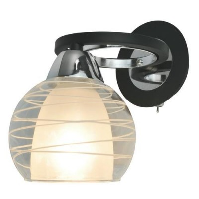 A1604AP-1BK Arte lamp СветильникСовременные<br><br><br>Тип цоколя: E14<br>Количество ламп: 1<br>MAX мощность ламп, Вт: 40W<br>Диаметр, мм мм: 120<br>Размеры: W220*S130*H220mm<br>Длина, мм: 190<br>Высота, мм: 220<br>Цвет арматуры: ЧЕРНЫЙ<br>Общая мощность, Вт: 40W