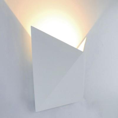 Светильник настенный Arte lamp A1609AP-1WHБра хай тек стиля<br>Светильник настенный Arte lamp A1609AP-1WH сделает Ваш интерьер современным, стильным и запоминающимся! Наиболее функционально и эстетически привлекательно модель будет смотреться в гостиной, зале, холле или другой комнате. А в комплекте с люстрой и торшером из этой же коллекции сделает интерьер по-дизайнерски профессиональным и законченным.
