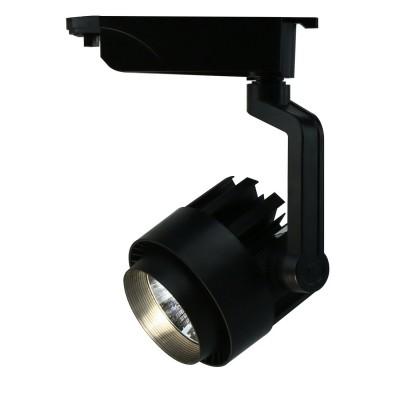 A1620PL-1BK Arte lamp СветильникСветильники для трека<br><br><br>Цветовая t, К: 4000K<br>Тип цоколя: LED<br>Цвет арматуры: ЧЕРНЫЙ<br>Количество ламп: 1<br>Диаметр, мм мм: 120<br>Размеры: ?95*100<br>Длина, мм: 100<br>Высота, мм: 210<br>MAX мощность ламп, Вт: 20W<br>Общая мощность, Вт: 20W
