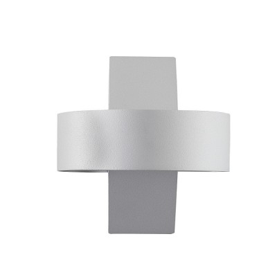 Светильник настенный Arte lamp A1705AP-1WHБра хай тек стиля<br>Светильник настенный Arte lamp A1705AP-1WH сделает Ваш интерьер современным, стильным и запоминающимся! Наиболее функционально и эстетически привлекательно модель будет смотреться в гостиной, зале, холле или другой комнате. А в комплекте с люстрой и торшером из этой же коллекции сделает интерьер по-дизайнерски профессиональным и законченным.