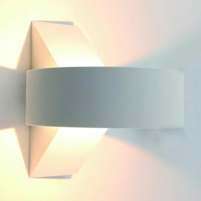 A1705AP-1WH Arte lamp СветильникХай-тек<br><br><br>Цветовая t, К: 3000K<br>Тип цоколя: LED<br>Цвет арматуры: БЕЛЫЙ<br>Количество ламп: 1<br>Диаметр, мм мм: 130<br>Размеры: W57*H125*D114MM<br>Длина, мм: 130<br>Высота, мм: 120<br>MAX мощность ламп, Вт: 5W