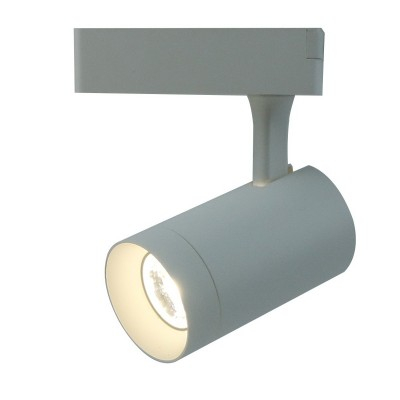 A1710PL-1WH Arte lamp СветильникСветильники для трека<br><br><br>Цветовая t, К: 4000K<br>Тип цоколя: LED<br>Цвет арматуры: БЕЛЫЙ<br>Количество ламп: 1<br>Диаметр, мм мм: 100<br>Размеры: ?65*H174<br>Длина, мм: 70<br>Высота, мм: 180<br>MAX мощность ламп, Вт: 10W<br>Общая мощность, Вт: 10W