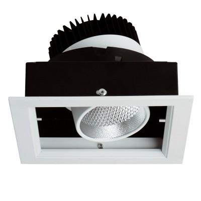 Светильник потолочный Arte lamp A1712PL-1WH CARDANIСветодиодные квадратные светильники<br>Встраиваемые светильники – популярное осветительное оборудование, которое можно использовать в качестве основного источника или в дополнение к люстре. Они позволяют создать нужную атмосферу атмосферу и привнести в интерьер уют и комфорт. <br> Интернет-магазин «Светодом» предлагает стильный встраиваемый светильник ARTE Lamp A1712PL-1WH. Данная модель достаточно универсальна, поэтому подойдет практически под любой интерьер. Перед покупкой не забудьте ознакомиться с техническими параметрами, чтобы узнать тип цоколя, площадь освещения и другие важные характеристики. <br> Приобрести встраиваемый светильник ARTE Lamp A1712PL-1WH в нашем онлайн-магазине Вы можете либо с помощью «Корзины», либо по контактным номерам. Мы развозим заказы по Москве, Екатеринбургу и остальным российским городам.<br><br>Цвет арматуры: белый<br>Размеры: H7,6xW10,9xL10,8