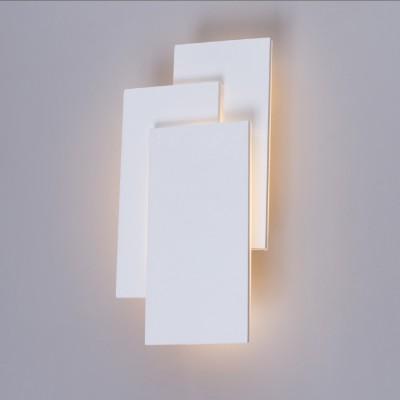 A1718AP-1WH Arte lamp СветильникХай-тек<br><br><br>Цветовая t, К: 3000K<br>Тип лампы: LED<br>Тип цоколя: LED<br>Цвет арматуры: БЕЛЫЙ<br>Количество ламп: 1<br>Диаметр, мм мм: 50<br>Размеры: 260*115*55MM<br>Длина, мм: 260<br>Высота, мм: 120<br>MAX мощность ламп, Вт: 18W