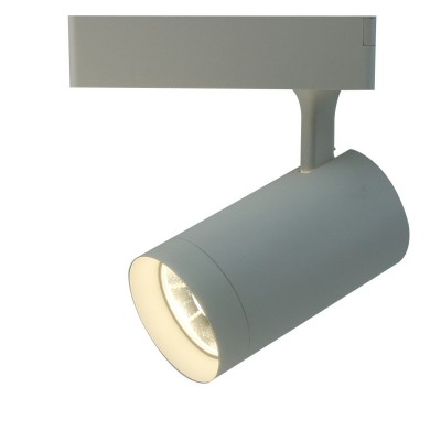 A1720PL-1WH Arte lamp СветильникСветильники для трека<br><br><br>Цветовая t, К: 4000K<br>Тип цоколя: LED<br>Цвет арматуры: БЕЛЫЙ<br>Количество ламп: 1<br>Диаметр, мм мм: 110<br>Размеры: ?74*H198<br>Длина, мм: 80<br>Высота, мм: 200<br>MAX мощность ламп, Вт: 20W<br>Общая мощность, Вт: 20W