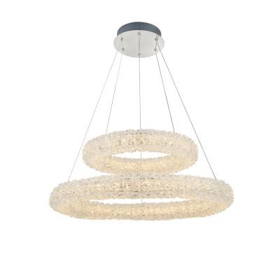 A1726SP-2CC Arte Lamp светильникПодвесные<br><br><br>Крепление: Планка<br>Цветовая t, К: 3000<br>Тип лампы: LED<br>Тип цоколя: LED<br>Количество ламп: 2<br>Диаметр, мм мм: 600<br>Длина цепи/провода, мм: 1000<br>Длина, мм: 600<br>Высота, мм: 100<br>MAX мощность ламп, Вт: 75W<br>Общая мощность, Вт: 52W