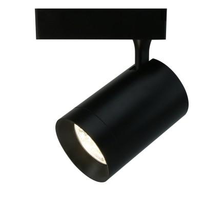 A1730PL-1BK Arte lamp СветильникСветильники для трека<br><br><br>Цветовая t, К: 4000K<br>Тип цоколя: LED<br>Количество ламп: 1<br>MAX мощность ламп, Вт: 30W<br>Диаметр, мм мм: 120<br>Размеры: ?94*H219<br>Длина, мм: 100<br>Высота, мм: 220<br>Цвет арматуры: ЧЕРНЫЙ<br>Общая мощность, Вт: 30W