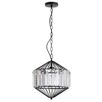 Светильник подвесной Arte Lamp A1790SP-1BK фото