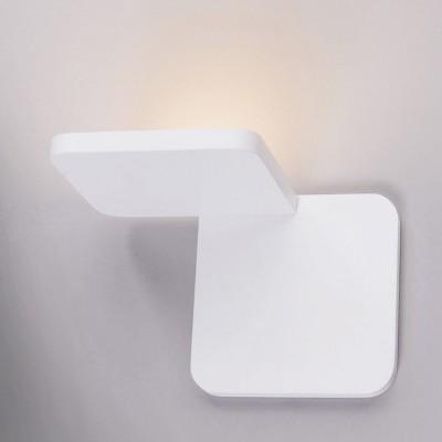 Светильник настенный Arte lamp A1807AP-1WHБра хай тек стиля<br><br><br>Цветовая t, К: 3000K<br>Тип лампы: LED<br>Тип цоколя: LED<br>Цвет арматуры: БЕЛЫЙ<br>Количество ламп: 1<br>Диаметр, мм мм: 130<br>Размеры: 150*110*100MM<br>Длина, мм: 150<br>Высота, мм: 110<br>MAX мощность ламп, Вт: 7W