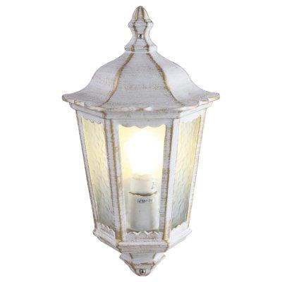 Уличный настенный Arte lamp A1809AL-1WG PorticoНастенные<br>Обеспечение качественного уличного освещения – важная задача для владельцев коттеджей. Компания «Светодом» предлагает современные светильники, которые порадуют Вас отличным исполнением. В нашем каталоге представлена продукция известных производителей, пользующихся популярностью благодаря высокому качеству выпускаемых товаров.   Уличный светильник Arte lamp A1809AL-1WG не просто обеспечит качественное освещение, но и станет украшением Вашего участка. Модель выполнена из современных материалов и имеет влагозащитный корпус, благодаря которому ей не страшны осадки.   Купить уличный светильник Arte lamp A1809AL-1WG, представленный в нашем каталоге, можно с помощью онлайн-формы для заказа. Чтобы задать имеющиеся вопросы, звоните нам по указанным телефонам.<br><br>S освещ. до, м2: 7<br>Тип лампы: накаливания / энергосбережения / LED-светодиодная<br>Тип цоколя: E27<br>Количество ламп: 1<br>Ширина, мм: 260<br>Диаметр, мм мм: 120<br>Высота, мм: 430<br>MAX мощность ламп, Вт: 100