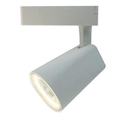 A1820PL-1WH Arte lamp СветильникСветильники для трека<br><br><br>Цветовая t, К: 4000K<br>Тип цоколя: LED<br>Цвет арматуры: БЕЛЫЙ<br>Количество ламп: 1<br>Диаметр, мм мм: 110<br>Размеры: ?100*135<br>Длина, мм: 100<br>Высота, мм: 140<br>MAX мощность ламп, Вт: 20W<br>Общая мощность, Вт: 20W