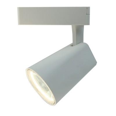 A1830PL-1WH Arte lamp СветильникСветильники для трека<br><br><br>Цветовая t, К: 4000K<br>Тип цоколя: LED<br>Количество ламп: 1<br>MAX мощность ламп, Вт: 30W<br>Диаметр, мм мм: 120<br>Размеры: ?110*155<br>Длина, мм: 110<br>Высота, мм: 160<br>Цвет арматуры: БЕЛЫЙ<br>Общая мощность, Вт: 30W