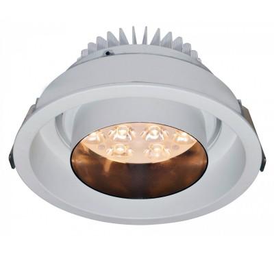 Встраиваемый спот (точечный светильник) Arte lamp A2012PL-1WH MissileКруглые LED<br>Встраиваемые светильники – популярное осветительное оборудование, которое можно использовать в качестве основного источника или в дополнение к люстре. Они позволяют создать нужную атмосферу атмосферу и привнести в интерьер уют и комфорт.   Интернет-магазин «Светодом» предлагает стильный встраиваемый светильник ARTE Lamp A2012PL-1WH. Данная модель достаточно универсальна, поэтому подойдет практически под любой интерьер. Перед покупкой не забудьте ознакомиться с техническими параметрами, чтобы узнать тип цоколя, площадь освещения и другие важные характеристики.   Приобрести встраиваемый светильник ARTE Lamp A2012PL-1WH в нашем онлайн-магазине Вы можете либо с помощью «Корзины», либо по контактным номерам. Мы развозим заказы по Москве, Екатеринбургу и остальным российским городам.<br><br>Тип лампы: LED (светодиоды)<br>Тип цоколя: LED<br>Цвет арматуры: белый<br>Количество ламп: 1<br>Диаметр, мм мм: 152<br>Высота, мм: 85<br>MAX мощность ламп, Вт: 12