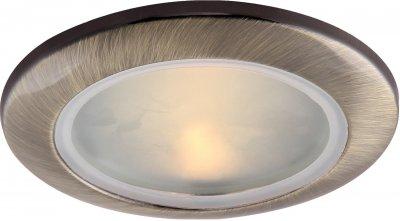 Светильник потолочный Arte lamp A2024PL-1AB AQUAКруглые<br>Встраиваемые светильники – популярное осветительное оборудование, которое можно использовать в качестве основного источника или в дополнение к люстре. Они позволяют создать нужную атмосферу атмосферу и привнести в интерьер уют и комфорт.   Интернет-магазин «Светодом» предлагает стильный встраиваемый светильник ARTE Lamp A2024PL-1AB. Данная модель достаточно универсальна, поэтому подойдет практически под любой интерьер. Перед покупкой не забудьте ознакомиться с техническими параметрами, чтобы узнать тип цоколя, площадь освещения и другие важные характеристики.   Приобрести встраиваемый светильник ARTE Lamp A2024PL-1AB в нашем онлайн-магазине Вы можете либо с помощью «Корзины», либо по контактным номерам. Мы развозим заказы по Москве, Екатеринбургу и остальным российским городам.<br><br>Тип цоколя: GU10<br>Цвет арматуры: бронзовый<br>Количество ламп: 1<br>Размеры: H3xW9,1xL9,1<br>MAX мощность ламп, Вт: 50