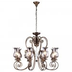 Светильник Arte lamp A2053LM-8BR Palermo