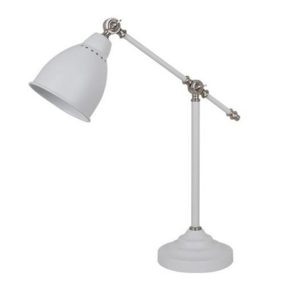 A2054LT-1WH Arte lamp СветильникКлассические<br><br><br>Тип цоколя: E27<br>Цвет арматуры: БЕЛЫЙ<br>Количество ламп: 1<br>Диаметр, мм мм: 180<br>Размеры: 470*175*520<br>Длина, мм: 480<br>Высота, мм: 540<br>MAX мощность ламп, Вт: 60W<br>Общая мощность, Вт: 60W