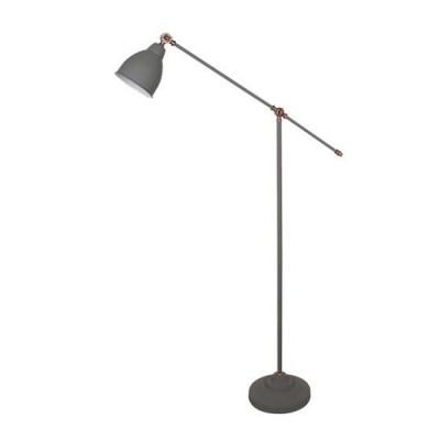 A2054PN-1GY Arte lamp СветильникКлассические<br><br><br>Тип цоколя: E27<br>Количество ламп: 1<br>MAX мощность ламп, Вт: 60W<br>Диаметр, мм мм: 250<br>Размеры: 900*250*1500<br>Длина, мм: 900<br>Высота, мм: 1500<br>Цвет арматуры: СЕРЫЙ<br>Общая мощность, Вт: 60W