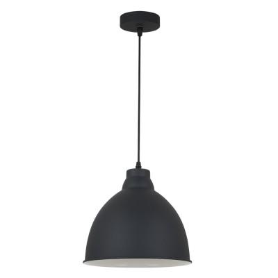 Светильник подвесной Arte lamp A2055SP-1BK Casatoодиночные подвесные светильники<br>Светильник подвесной Arte lamp A2055SP-1BK Casato отличается регулировкой по высоте и сделает Ваш интерьер современным, стильным и запоминающимся! Наиболее функционально и эстетически привлекательно модель будет смотреться в гостиной, зале, холле или другой комнате. А в комплекте с люстрой, бра или торшером из этой же коллекции сделает ремонт по-дизайнерски профессиональным и законченным.