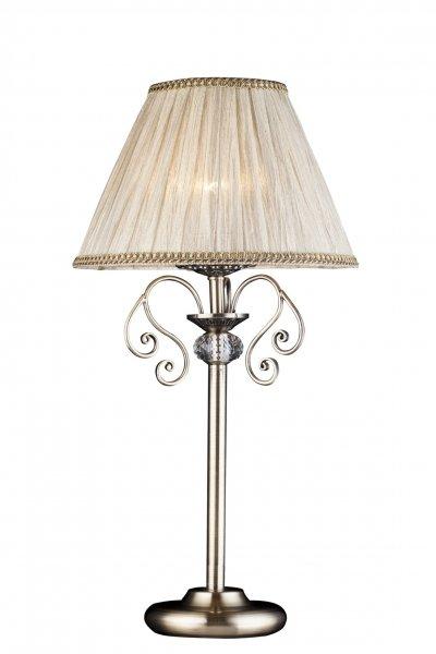 Светильник Arte lamp A2083LT-1AB CHARMКлассические<br>Настольная лампа – это не просто источник дополнительного освещения, но и оригинальный элемент декора. Его можно установить в спальне, гостиной, кабинете и других комнатах. Интернет-магазин «Светодом» предлагает настольные лампы разных стилей по доступным ценам. Благодаря большому ассортименту Вы обязательно найдете в нашем каталоге именно ту модель, которую искали. <br> Настольная лампа Arte lamp A2083LT-1AB – прекрасный вариант для завершения интерьера. Ее можно включить одновременно с люстрой для более яркого освещения или без нее для создания уютной атмосферы, настраивающей на отдых. <br> Купить настольную лампу Arte lamp A2083LT-1AB Вы можете с помощью виртуальной «Корзины» или по контактным номерам, указанным на сайте.<br><br>Тип цоколя: E27<br>Количество ламп: 1<br>Диаметр, мм мм: 280<br>Высота, мм: 520<br>MAX мощность ламп, Вт: 60