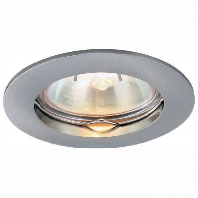 Светильник потолочный Arte lamp A2103PL-1SS BASICТочечные светильники круглые<br>Встраиваемые светильники – популярное осветительное оборудование, которое можно использовать в качестве основного источника или в дополнение к люстре. Они позволяют создать нужную атмосферу атмосферу и привнести в интерьер уют и комфорт. <br> Интернет-магазин «Светодом» предлагает стильный встраиваемый светильник ARTE Lamp A2103PL-1SS. Данная модель достаточно универсальна, поэтому подойдет практически под любой интерьер. Перед покупкой не забудьте ознакомиться с техническими параметрами, чтобы узнать тип цоколя, площадь освещения и другие важные характеристики. <br> Приобрести встраиваемый светильник ARTE Lamp A2103PL-1SS в нашем онлайн-магазине Вы можете либо с помощью «Корзины», либо по контактным номерам. Мы развозим заказы по Москве, Екатеринбургу и остальным российским городам.<br><br>Тип цоколя: GU10<br>Цвет арматуры: серебристый<br>Количество ламп: 1<br>Размеры: H2,1xW7,6xL7,6<br>MAX мощность ламп, Вт: 50