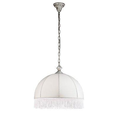 Купить со скидкой Светильник подвесной Arte lamp A2116SP-1WG Bianca