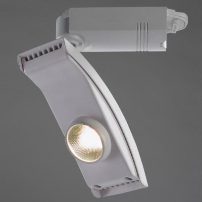 A2120PL-1WH Arte lamp СветильникСветильники для трека<br><br><br>Цветовая t, К: 4000K<br>Тип цоколя: LED<br>Цвет арматуры: БЕЛЫЙ<br>Количество ламп: 1<br>Диаметр, мм мм: 50<br>Размеры: 215*77*47<br>Длина, мм: 170<br>Высота, мм: 200<br>MAX мощность ламп, Вт: 20W<br>Общая мощность, Вт: 20W
