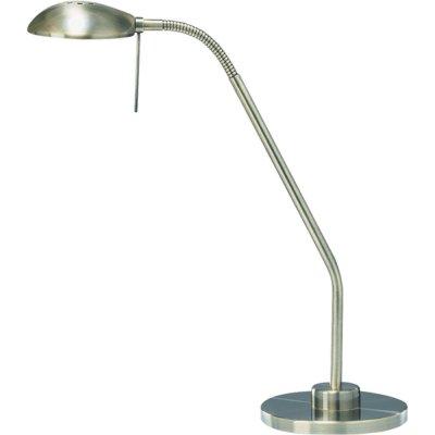 Настольная лампа Arte lamp A2250LT-1AB FlamingoОфисные<br>Настольная лампа – это не просто источник дополнительного освещения, но и оригинальный элемент декора. Его можно установить в спальне, гостиной, кабинете и других комнатах. Интернет-магазин «Светодом» предлагает настольные лампы разных стилей по доступным ценам. Благодаря большому ассортименту Вы обязательно найдете в нашем каталоге именно ту модель, которую искали.   Настольная лампа Arte lamp A2250LT-1AB – прекрасный вариант для завершения интерьера. Ее можно включить одновременно с люстрой для более яркого освещения или без нее для создания уютной атмосферы, настраивающей на отдых.   Купить настольную лампу Arte lamp A2250LT-1AB Вы можете с помощью виртуальной «Корзины» или по контактным номерам, указанным на сайте.<br><br>S освещ. до, м2: 3<br>Тип лампы: галогенная / LED-светодиодная<br>Тип цоколя: G9<br>Количество ламп: 1<br>Ширина, мм: 150<br>MAX мощность ламп, Вт: 40<br>Диаметр, мм мм: 380<br>Высота, мм: 400<br>Цвет арматуры: бронзовый