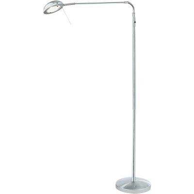 Торшер Arte lamp A2250PN-1CC FlamingoМеталлические<br>Торшер – это не просто функциональный предмет интерьера, позволяющий обеспечить дополнительное освещение, но и оригинальный декоративный элемент. Интернет-магазин «Светодом» предлагает стильные модели от известных производителей по доступным ценам. У нас Вы найдете и классические напольные светильники, и современные варианты. <br> Торшер A2250PN-1CC ARTELamp сразу же привлекает внимание благодаря своему необычному дизайну. Модель выполнена из качественных материалов, что обеспечит ее надежную и долговечную работу. Такой напольный светильник можно использовать для интерьера не только гостиной, но и спальни или кабинета. <br> Купить торшер A2250PN-1CC ARTELamp по выгодной стоимости Вы можете с помощью нашего сайта. У нас склады в Москве, Екатеринбурге, Санкт-Петербурге, Новосибирске и другим городам России.<br><br>S освещ. до, м2: 3<br>Тип лампы: галогенная / LED-светодиодная<br>Тип цоколя: G9<br>Цвет арматуры: серебристый<br>Количество ламп: 1<br>Ширина, мм: 230<br>Диаметр, мм мм: 500<br>Высота, мм: 1580<br>MAX мощность ламп, Вт: 40