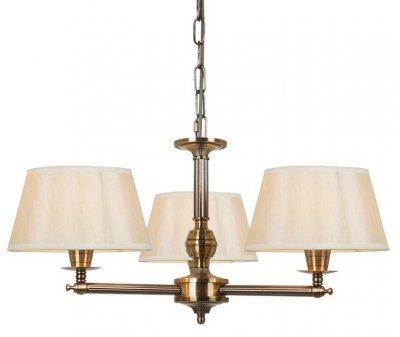 Светильник подвесной Arte lamp A2273LM-3RB YORKПодвесные<br><br><br>Тип товара: Светильник подвесной<br>Тип цоколя: E14<br>Количество ламп: 3<br>MAX мощность ламп, Вт: 40<br>Размеры: H30xW55xL55+шн/цп58<br>Цвет арматуры: красная бронза