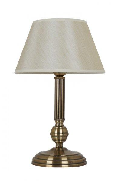 Настольная лампа классика Arte lamp A2273LT-1RB YORKКлассические<br>Настольная лампа – это не просто источник дополнительного освещения, но и оригинальный элемент декора. Его можно установить в спальне, гостиной, кабинете и других комнатах. Интернет-магазин «Светодом» предлагает настольные лампы разных стилей по доступным ценам. Благодаря большому ассортименту Вы обязательно найдете в нашем каталоге именно ту модель, которую искали.   Настольная лампа Arte lamp A2273LT-1RB – прекрасный вариант для завершения интерьера. Ее можно включить одновременно с люстрой для более яркого освещения или без нее для создания уютной атмосферы, настраивающей на отдых.   Купить настольную лампу Arte lamp A2273LT-1RB Вы можете с помощью виртуальной «Корзины» или по контактным номерам, указанным на сайте.<br><br>Тип цоколя: E27<br>Цвет арматуры: бронзовый<br>Количество ламп: 1<br>Размеры: H40xW25xL25<br>MAX мощность ламп, Вт: 60