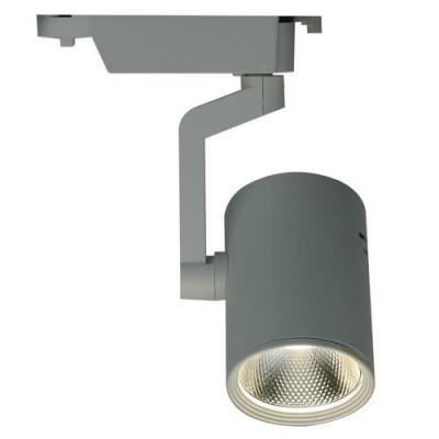 A2330PL-1WH Arte lamp СветильникСветильники для трека<br><br><br>Цветовая t, К: 4000K<br>Тип цоколя: LED<br>Количество ламп: 1<br>MAX мощность ламп, Вт: 30W<br>Диаметр, мм мм: 120<br>Размеры: ?100*H235<br>Длина, мм: 100<br>Высота, мм: 240<br>Цвет арматуры: БЕЛЫЙ<br>Общая мощность, Вт: 30W