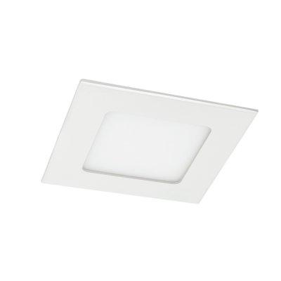 Точечный светильник Arte lamp A2406PL-1WH FineКвадратные LED<br>Встраиваемые светильники – популярное осветительное оборудование, которое можно использовать в качестве основного источника или в дополнение к люстре. Они позволяют создать нужную атмосферу атмосферу и привнести в интерьер уют и комфорт. <br> Интернет-магазин «Светодом» предлагает стильный встраиваемый светильник ARTE Lamp A2406PL-1WH. Данная модель достаточно универсальна, поэтому подойдет практически под любой интерьер. Перед покупкой не забудьте ознакомиться с техническими параметрами, чтобы узнать тип цоколя, площадь освещения и другие важные характеристики. <br> Приобрести встраиваемый светильник ARTE Lamp A2406PL-1WH в нашем онлайн-магазине Вы можете либо с помощью «Корзины», либо по контактным номерам. Мы развозим заказы по Москве, Екатеринбургу и остальным российским городам.<br><br>S освещ. до, м2: 1<br>Тип лампы: Светодиодная (LED)<br>Тип цоколя: LED<br>Цвет арматуры: белый<br>Количество ламп: 1<br>Диаметр, мм мм: 120<br>Высота, мм: 25<br>Оттенок (цвет): белый<br>MAX мощность ламп, Вт: 6