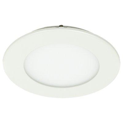 Точечный светильник Arte lamp A2606PL-1WH FineКруглые LED<br>Встраиваемые светильники – популярное осветительное оборудование, которое можно использовать в качестве основного источника или в дополнение к люстре. Они позволяют создать нужную атмосферу атмосферу и привнести в интерьер уют и комфорт. <br> Интернет-магазин «Светодом» предлагает стильный встраиваемый светильник ARTE Lamp A2606PL-1WH. Данная модель достаточно универсальна, поэтому подойдет практически под любой интерьер. Перед покупкой не забудьте ознакомиться с техническими параметрами, чтобы узнать тип цоколя, площадь освещения и другие важные характеристики. <br> Приобрести встраиваемый светильник ARTE Lamp A2606PL-1WH в нашем онлайн-магазине Вы можете либо с помощью «Корзины», либо по контактным номерам. Мы развозим заказы по Москве, Екатеринбургу и остальным российским городам.<br><br>Тип лампы: Светодиодная (LED)<br>Тип цоколя: LED<br>Количество ламп: 1<br>MAX мощность ламп, Вт: 6<br>Диаметр, мм мм: 120<br>Высота, мм: 25<br>Оттенок (цвет): белый<br>Цвет арматуры: белый
