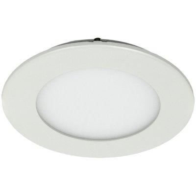 Точечный светильник Arte lamp A2609PL-1WH FineКруглые LED<br>Встраиваемые светильники – популярное осветительное оборудование, которое можно использовать в качестве основного источника или в дополнение к люстре. Они позволяют создать нужную атмосферу атмосферу и привнести в интерьер уют и комфорт.   Интернет-магазин «Светодом» предлагает стильный встраиваемый светильник ARTE Lamp A2609PL-1WH. Данная модель достаточно универсальна, поэтому подойдет практически под любой интерьер. Перед покупкой не забудьте ознакомиться с техническими параметрами, чтобы узнать тип цоколя, площадь освещения и другие важные характеристики.   Приобрести встраиваемый светильник ARTE Lamp A2609PL-1WH в нашем онлайн-магазине Вы можете либо с помощью «Корзины», либо по контактным номерам. Мы развозим заказы по Москве, Екатеринбургу и остальным российским городам.<br><br>S освещ. до, м2: 2<br>Тип лампы: Светодиодная (LED)<br>Тип цоколя: LED<br>Количество ламп: 1<br>MAX мощность ламп, Вт: 9<br>Диаметр, мм мм: 146<br>Высота, мм: 25<br>Оттенок (цвет): белый<br>Цвет арматуры: белый