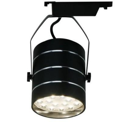 A2718PL-1BK Arte lamp СветильникСветильники для трека<br><br><br>Цветовая t, К: 4000K<br>Тип цоколя: LED<br>Цвет арматуры: ЧЕРНЫЙ<br>Количество ламп: 1<br>Диаметр, мм мм: 260<br>Размеры: ?115*H252<br>Длина, мм: 120<br>Высота, мм: 270<br>MAX мощность ламп, Вт: 18W<br>Общая мощность, Вт: 18W