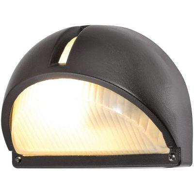 Архитектурная подсветка Arte lamp A2801AL-1BK UrbanНастенные<br>Обеспечение качественного уличного освещения – важная задача для владельцев коттеджей. Компания «Светодом» предлагает современные светильники, которые порадуют Вас отличным исполнением. В нашем каталоге представлена продукция известных производителей, пользующихся популярностью благодаря высокому качеству выпускаемых товаров.   Уличный светильник Arte lamp A2801AL-1BK не просто обеспечит качественное освещение, но и станет украшением Вашего участка. Модель выполнена из современных материалов и имеет влагозащитный корпус, благодаря которому ей не страшны осадки.   Купить уличный светильник Arte lamp A2801AL-1BK, представленный в нашем каталоге, можно с помощью онлайн-формы для заказа. Чтобы задать имеющиеся вопросы, звоните нам по указанным телефонам.<br><br>S освещ. до, м2: 3<br>Тип лампы: накаливания / энергосбережения / LED-светодиодная<br>Тип цоколя: E27<br>Количество ламп: 1<br>Ширина, мм: 170<br>MAX мощность ламп, Вт: 60<br>Длина, мм: 100<br>Высота, мм: 130<br>Оттенок (цвет): белый<br>Цвет арматуры: Черный