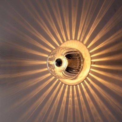Светильник Arte lamp A2812PL-1CC InteriorКруглые<br>Настенно-потолочные светильники – это универсальные осветительные варианты, которые подходят для вертикального и горизонтального монтажа. В интернет-магазине «Светодом» Вы можете приобрести подобные модели по выгодной стоимости. В нашем каталоге представлены как бюджетные варианты, так и эксклюзивные изделия от производителей, которые уже давно заслужили доверие дизайнеров и простых покупателей.  Настенно-потолочный светильник ARTELamp A2812PL-1CC станет прекрасным дополнением к основному освещению. Благодаря качественному исполнению и применению современных технологий при производстве эта модель будет радовать Вас своим привлекательным внешним видом долгое время. Приобрести настенно-потолочный светильник ARTELamp A2812PL-1CC можно, находясь в любой точке России.<br><br>S освещ. до, м2: 2<br>Тип лампы: накаливания / энергосбережения / LED-светодиодная<br>Тип цоколя: E14<br>Количество ламп: 1<br>MAX мощность ламп, Вт: 40<br>Диаметр, мм мм: 160<br>Высота, мм: 130<br>Оттенок (цвет): белый<br>Цвет арматуры: серебристый