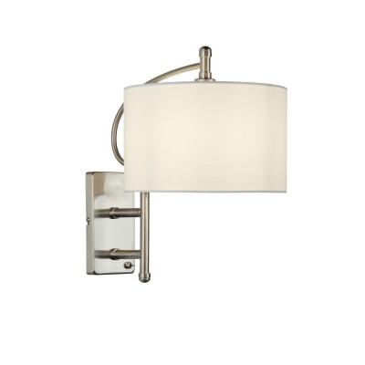 A2999AP-1SS Arte lamp СветильникСовременные<br><br><br>Тип лампы: Накаливания / энергосбережения / светодиодная<br>Тип цоколя: E14<br>Цвет арматуры: Серебристый матовый<br>Количество ламп: 1<br>Диаметр, мм мм: 270<br>Размеры: L28XW40XH36CM<br>Длина, мм: 350<br>Высота, мм: 340<br>MAX мощность ламп, Вт: 40W<br>Общая мощность, Вт: 40W