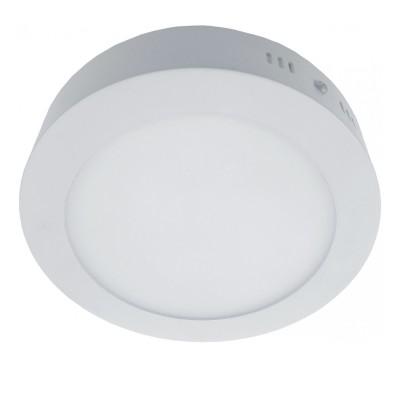 Светильник светодиодный 12 Вт Arte lamp A3012PL-1WHкруглые светильники<br>Настенно-потолочные светильники – это универсальные осветительные варианты, которые подходят для вертикального и горизонтального монтажа. В интернет-магазине «Светодом» Вы можете приобрести подобные модели по выгодной стоимости. В нашем каталоге представлены как бюджетные варианты, так и эксклюзивные изделия от производителей, которые уже давно заслужили доверие дизайнеров и простых покупателей. <br>Настенно-потолочный светильник ARTELamp A3012PL-1WH станет прекрасным дополнением к основному освещению. Благодаря качественному исполнению и применению современных технологий при производстве эта модель будет радовать Вас своим привлекательным внешним видом долгое время. <br>Приобрести настенно-потолочный светильник ARTELamp A3012PL-1WH можно, находясь в любой точке России.<br><br>S освещ. до, м2: 5<br>Тип цоколя: LED<br>Цвет арматуры: белый<br>Количество ламп: 1<br>Размеры: H4xW17xL17<br>MAX мощность ламп, Вт: 12